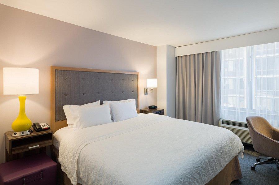 Hampton Inn Manhattan Times Square South 80 1 1 9 Updated 2021 Prices Hotel Reviews New York City Tripadvisor