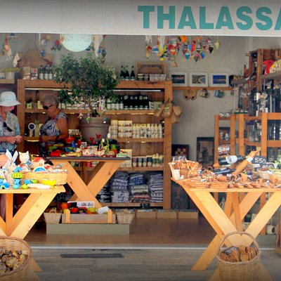 THALASSASHOP Tradiotinal products Made in Grecce