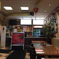 Interior  of Hakka Chopsticks
