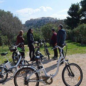 E-bike tour in Athens