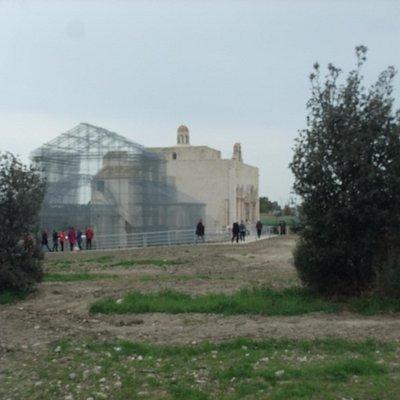 ingresso al parco archeologico