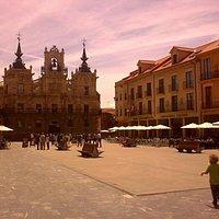 Plaza Mayor, Astorga