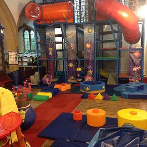Structure, Soft play toys & Bouncy Castle