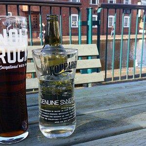 Canalside pub is one of Brum's best kept secrets.
