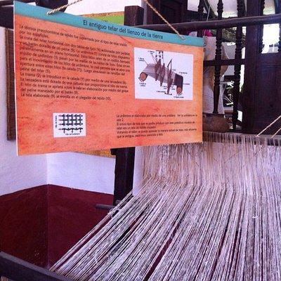 Museo del Algodon y el Lienzo de la Tierra