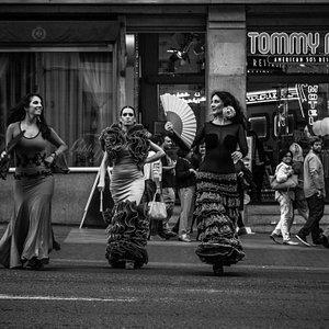 Ruta Flamenca en Madrid