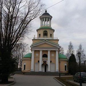 Храм Святой Великомученицы Екатерины, п. Мурино