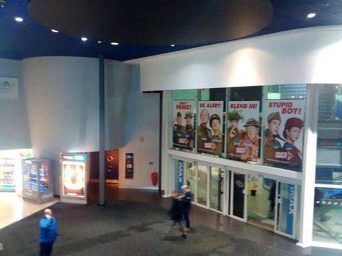 Cineworld- Edinburgh