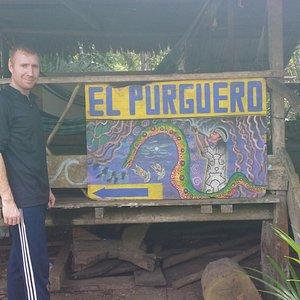 Me at El Puerguero