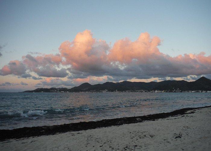 Beach at Nettle Bay Beach Club in St. Martin