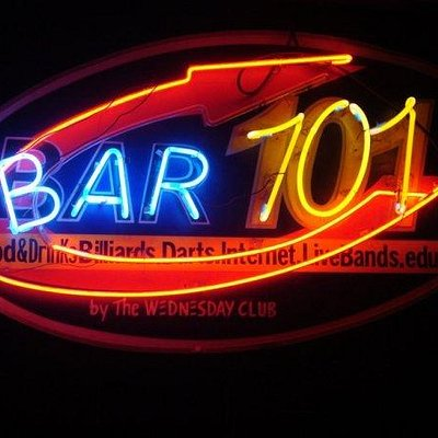 BAR 101 Legazpi! Entertainment. Sports. Bands. Pure Fun!