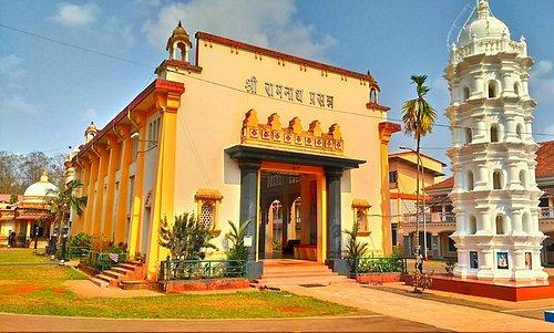 Grand Temple Entrance