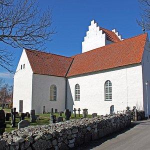 Kristianopels kyrka - Heliga Trefaldighets kyrka