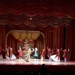 Днепропетровский академический театр оперы и балета