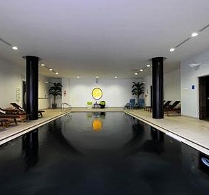 Our relaxing pool area