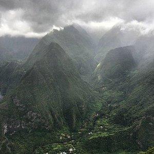 Вид с панорамной площадки
