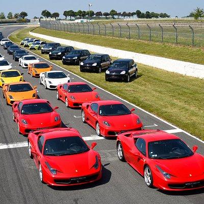Le parc auto de Sprint Racing