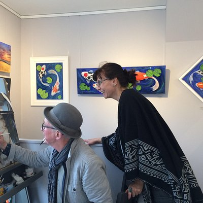 New Gallery in the heart of Broadstairs