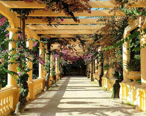 O parque alia desde a natureza até à arquitectura