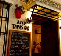 Arco Tapas Bar Entrance