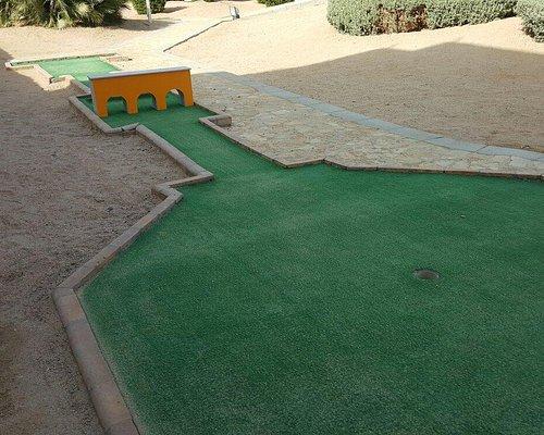 Mini Golf at Abu Tig Marina