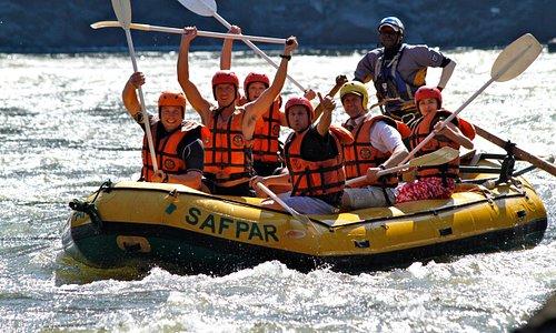 Rafting Team