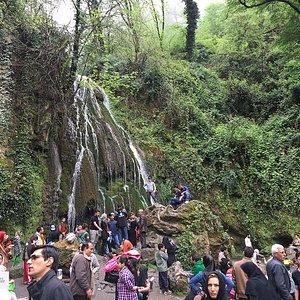 Kaboudwal waterfall