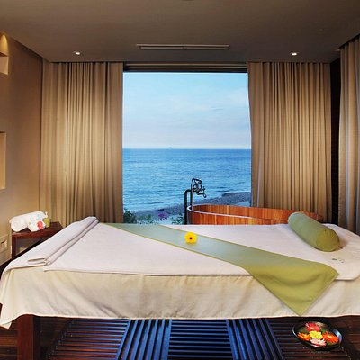 Xanh Spa; treatments with amazing views