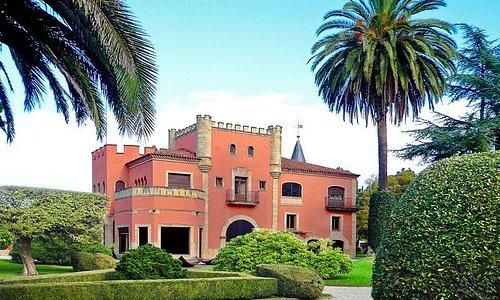 Casa y jardines históricos de Museo Evaristo Vale