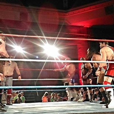 Welsh Wrestling at the Memo 03.06.16