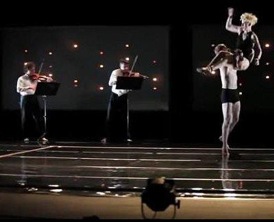 Ballet opera