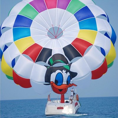The Parasailing