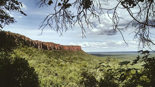 Waterberg Hiking