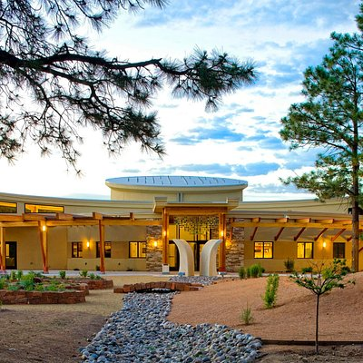 Los Alamos Nature Center by Patrick Coulie
