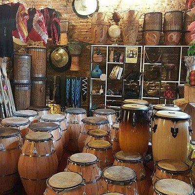 Tienda de Instrumentos y Escuela de Candombe