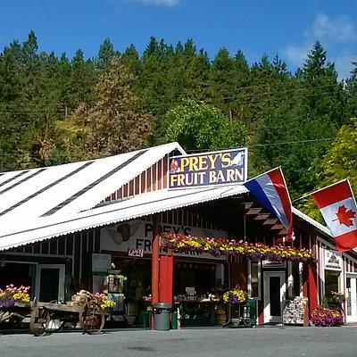 Prey's Fruit Barn