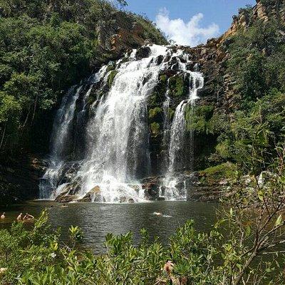 Cachoeira Serra Morena 2