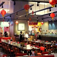 Din Tai Fung at Mall of Indonesia, Kelapa Gading, Jakarta Utara. Best place to dinner with famil
