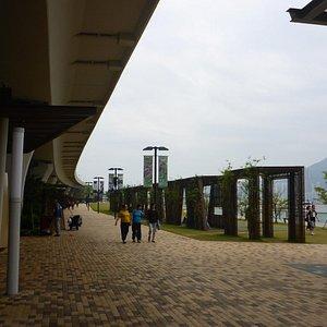 Kwun Tong Waterfront Park