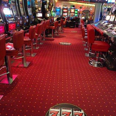 Nouvelles machines à sous du Casino Barrière de Courrendlin