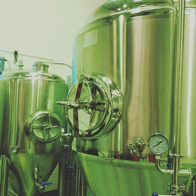 The brewing vessels