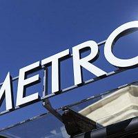New Metro Sign