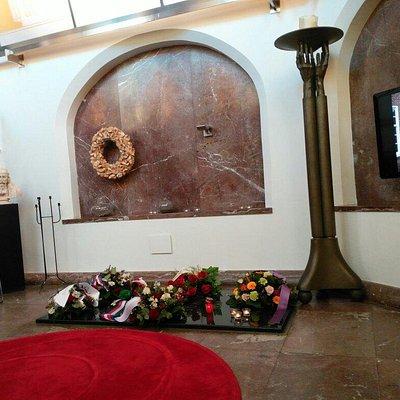 Mausoleum Jan Amos Comenius