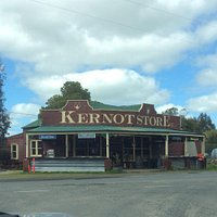 The wonderful Kernot Store