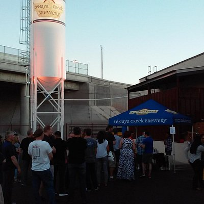Tenaya Creek Brewery Grand Opening Party