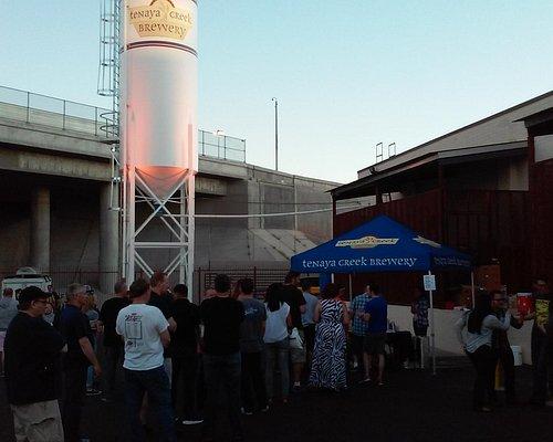 Tenaya Creek Brewery Grand Opening Party
