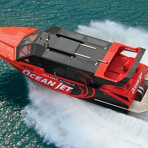 The Fastest Jet Boat