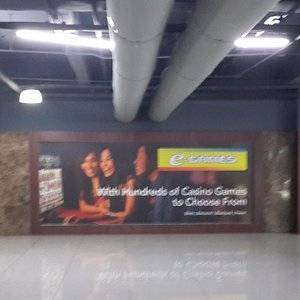 The entrance is to the left on the 3rd floor of Alpha Land, this is wall sign of egames.