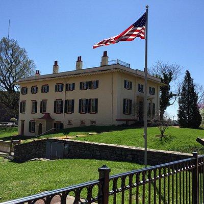 President Taft's house