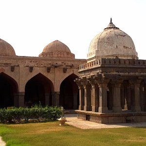 The Shah Alam Tomb, Wazirabad